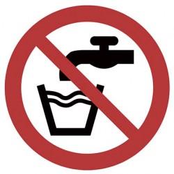 Kein Trinkwasser ISO 7010-P005