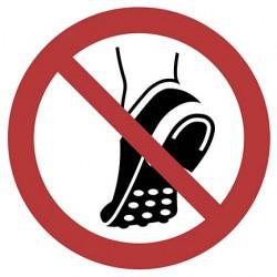 Sticker Chaussures à picots...